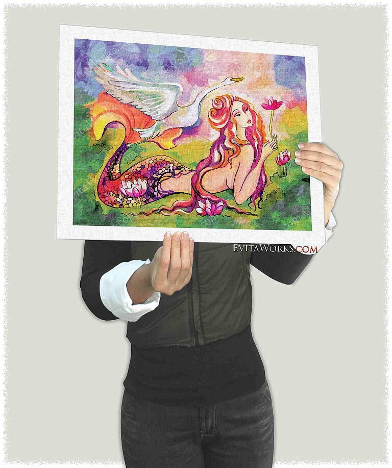 Mermaid 04 Page1 ~ EvitaWorks