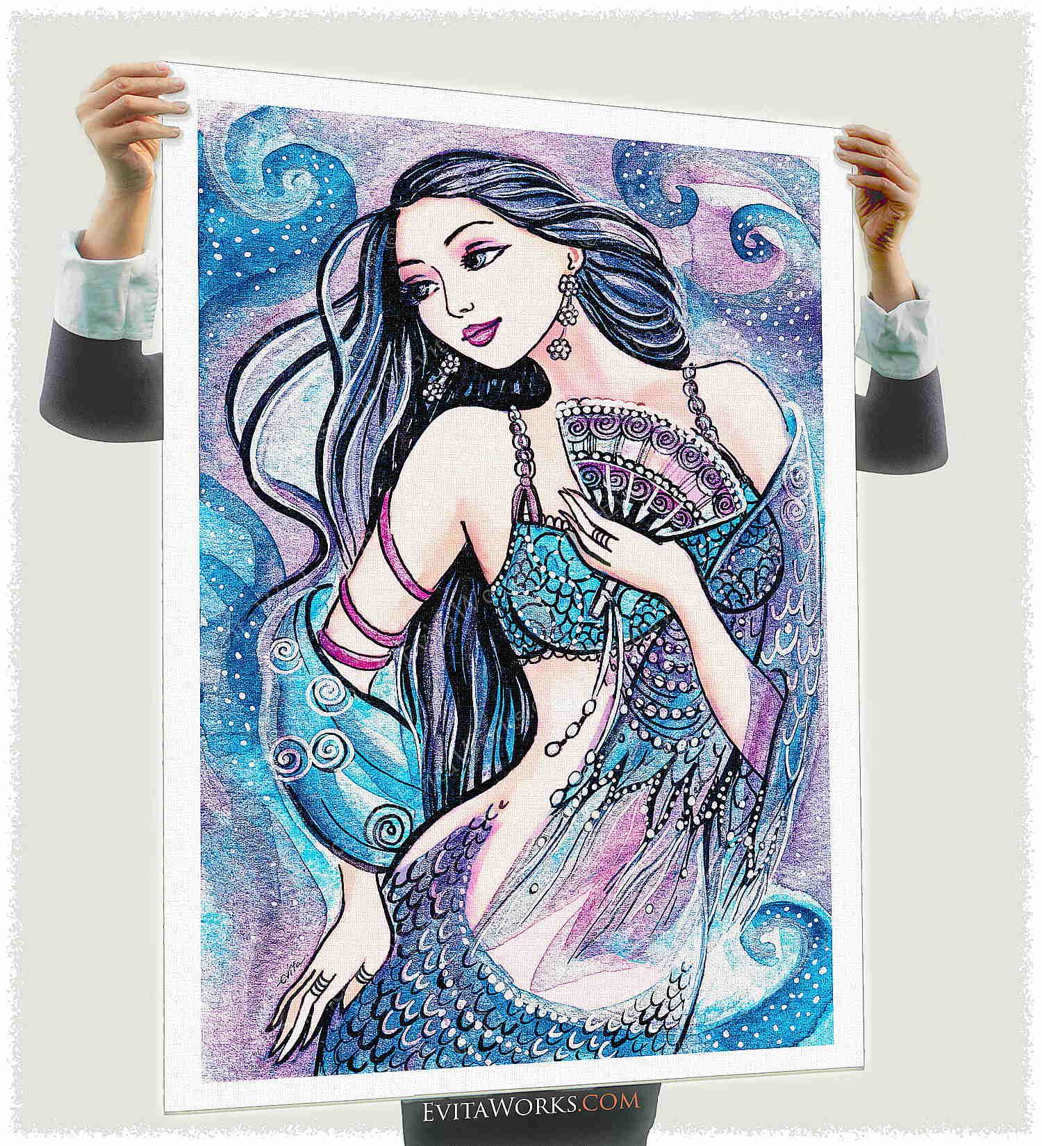 Mermaid 26 Page2 ~ EvitaWorks