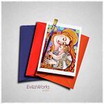 Mother Child 03 Card ~ EvitaWorks